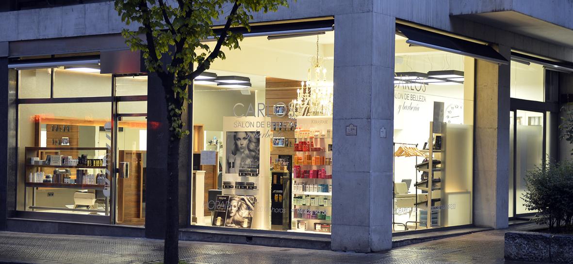 Peluqueria Carlos en Bilbao banner9